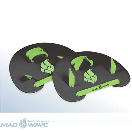 Лопатки на пальцы Mad Wave Finger Paddles